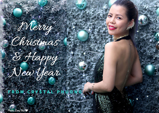 CrystalPhuong- Singapore Fashion and Travel Blog.: IT'S THAT SPARKLING TIME OF THE YEAR