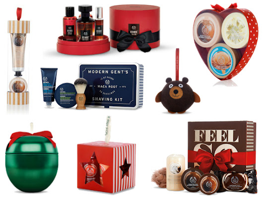 Last Minute Gifts with The Body Shop