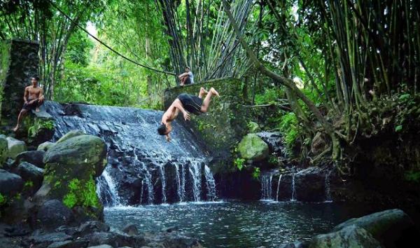 Tempat wisata alam di Sleman Blue Lagoon Jogja
