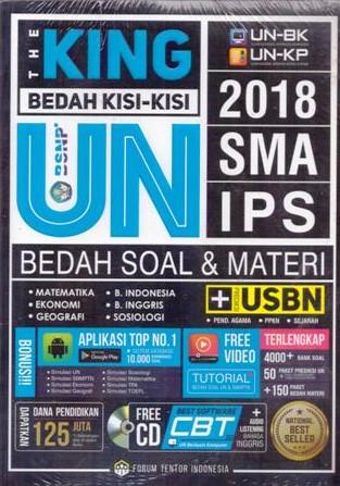 Buku Panduan Soal UN SMA IPS