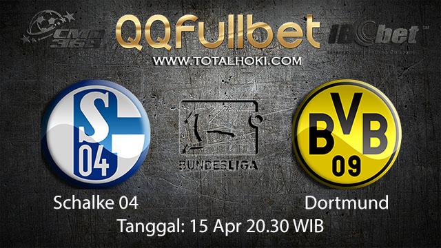 BOLA88 - PREDIKSI TARUHAN BOLA SCHALKE 04 VS DORTMUND 15 APRIL 2018 ( GERMAN BUNDESLIGA )