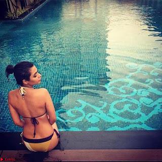 Ruhi Singh Bikini Vacation ~ Exclusive 002
