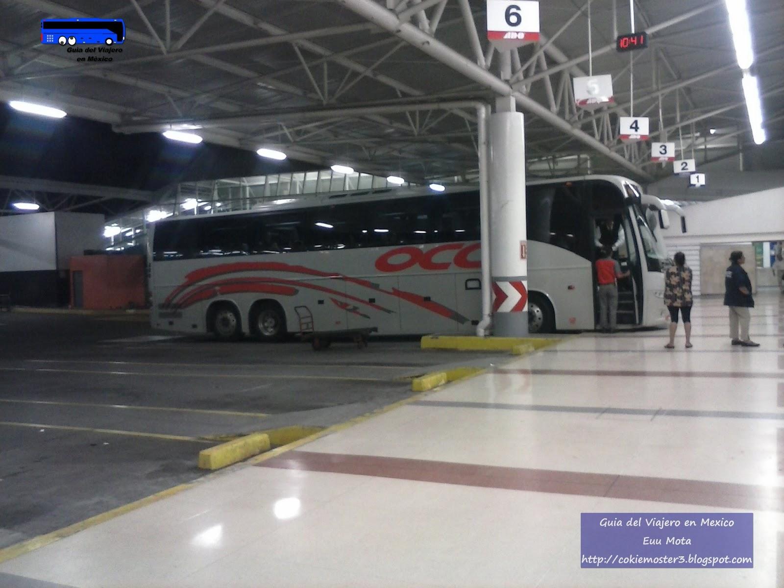 Ado Piso Wifi Wiring Diagram For Light And Switch Guía Del Viajero En México Central De Autobuses