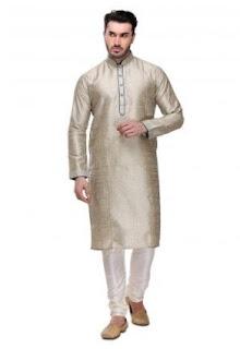 baju kurta tradisional pria india