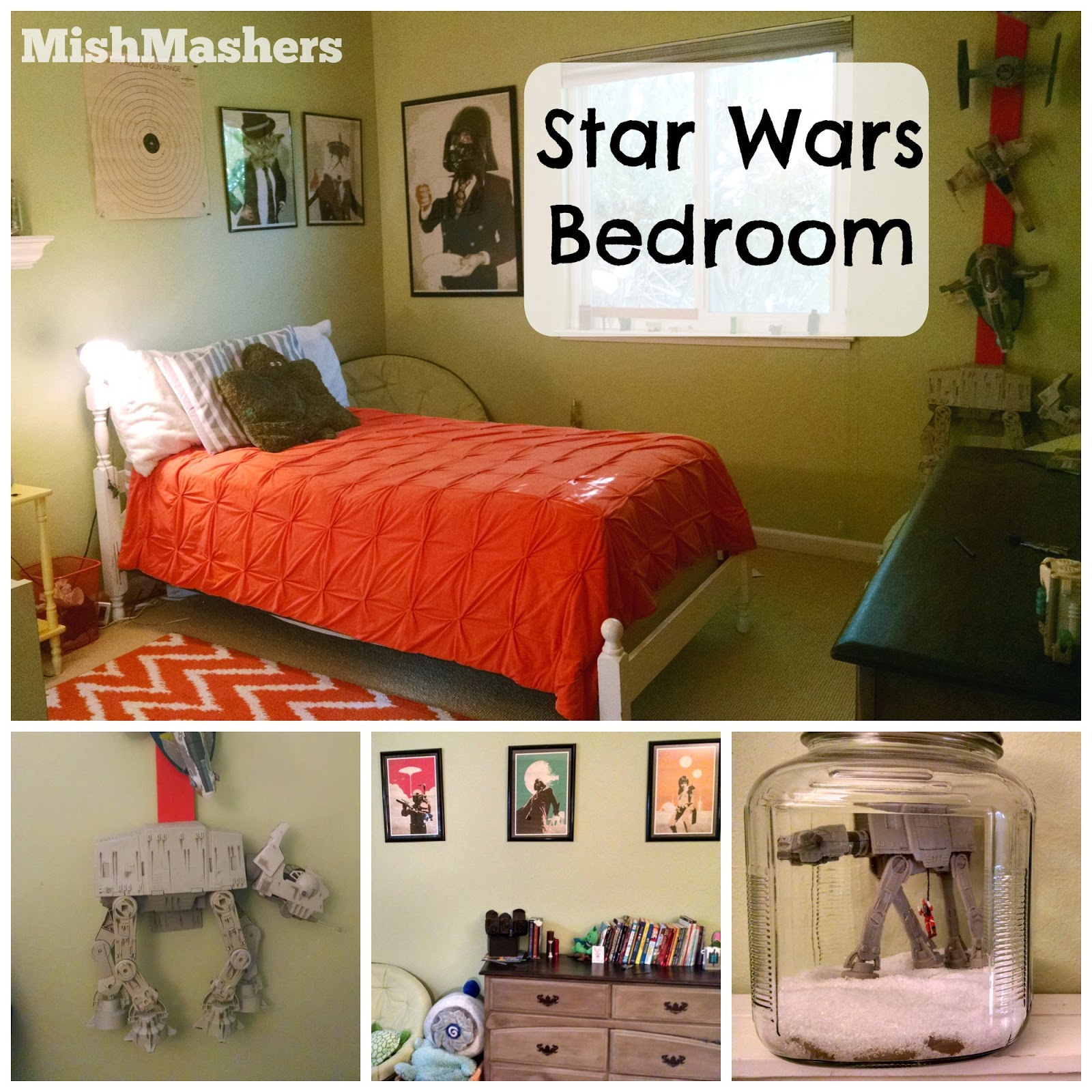 MishMashers: Star Wars Bedroom