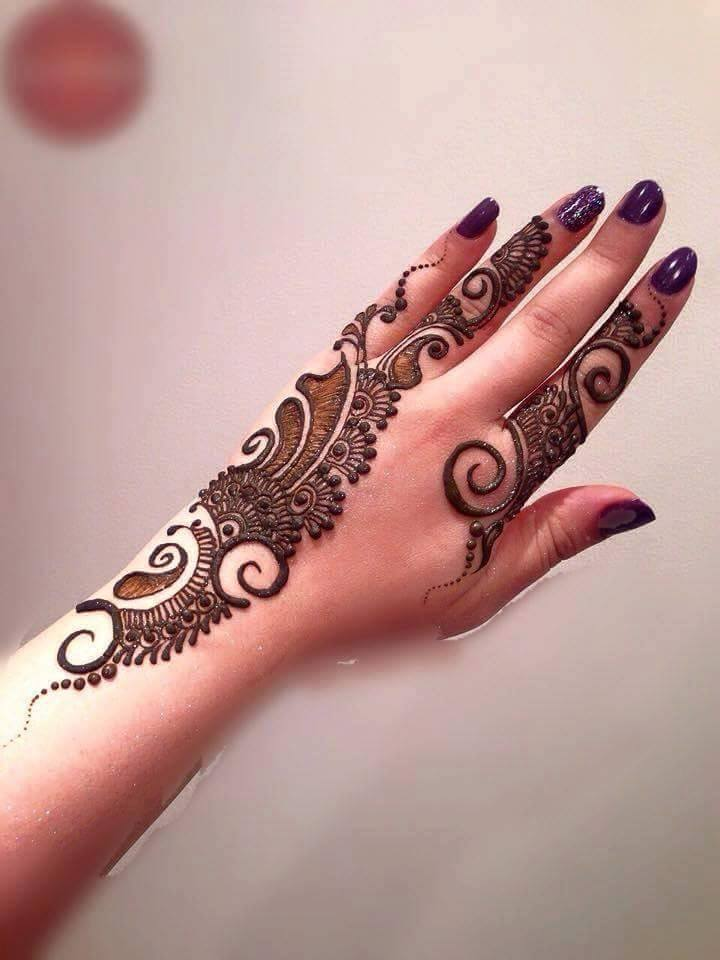 Pictures Of Latest Arabic Mehndi Designs For Fingers Kidskunst Info