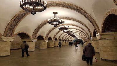 metropolitana di kiev