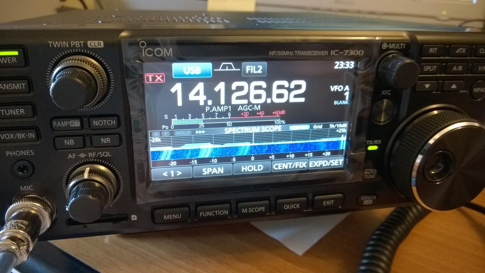 Yo3hjv Aprilie 2016 Vk6wia News Broadcast Transceiver Circuits Nota Transceiverul Testat Este Versiunea Europeana Care Include Si 70 Mhz