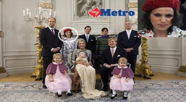 Adik Ratu Belanda bunuh diri