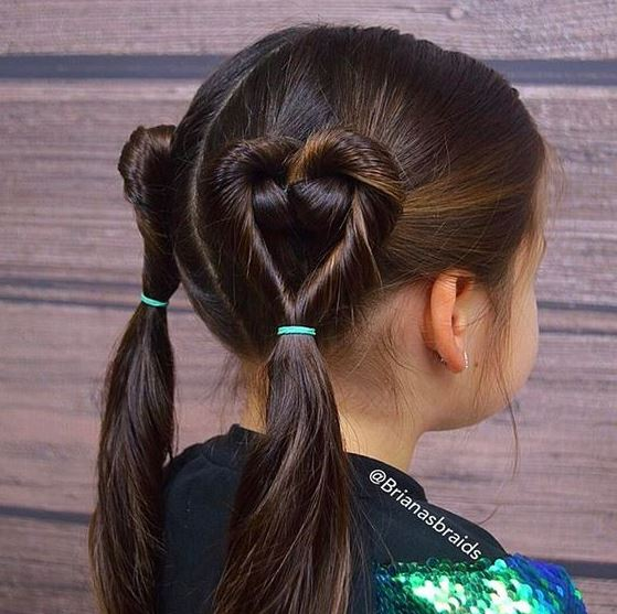 30 Pretty Hairstyles For School Girls In 2018 Be With Style Be