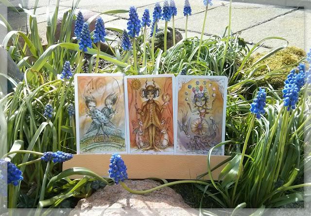 Joie de vivre Tarot Five of Swords The Wheel The Emperor Paulina Cassidy blog blogger