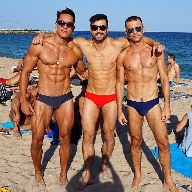 Muscle Buddies