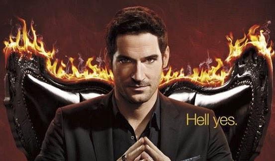 """Cuando te haces fan de """"Lucifer"""" (televisivamente hablando) HBO Series"""