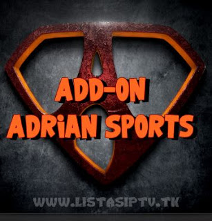 "Como Instalar o Add-on "".ADRIAN SPORTS"" no KODI - Canais de Esporte Ao Vivo e Premier League"