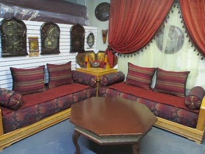 salon marocain salon marocain nouveau model. Black Bedroom Furniture Sets. Home Design Ideas