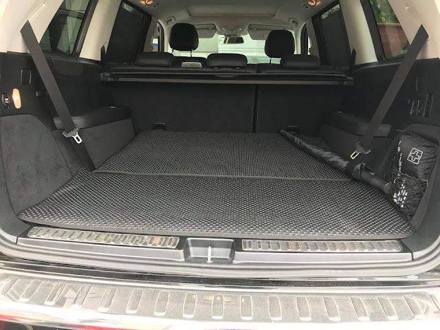 Thảm lót sàn ô tô Mercedes GLS