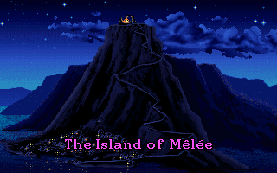 Legendary Treasure Monkey Island