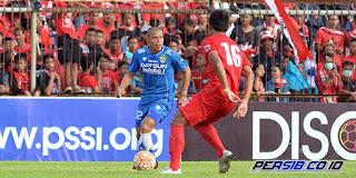 Persijap Jepara Kalahkan Persib Bandung 1-0