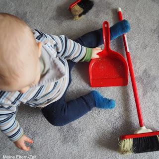 Lustiges aus dem Familienalltag: So gelingt Frühjahrsputz mit kleinen Kindern - GARANTIERT NICHT…