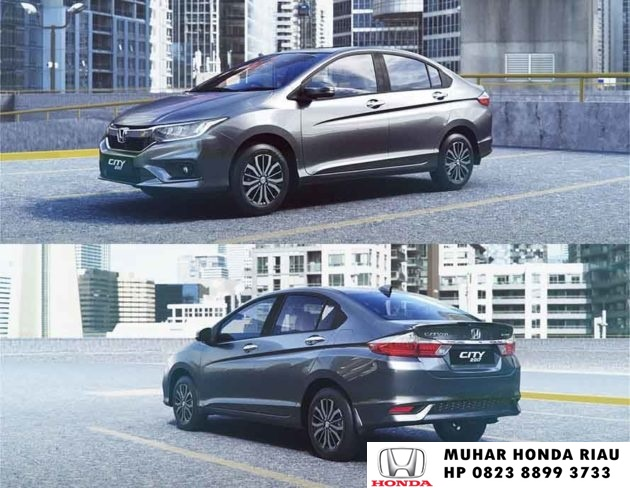Info Harga Kredit Honda City Facelift 2017 Pekanbaru Riau