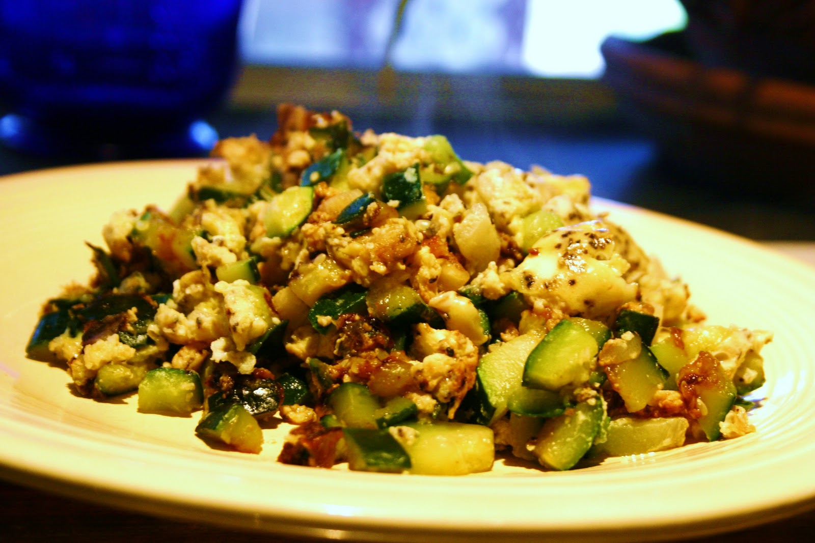can you eat zucchini on hcg diet