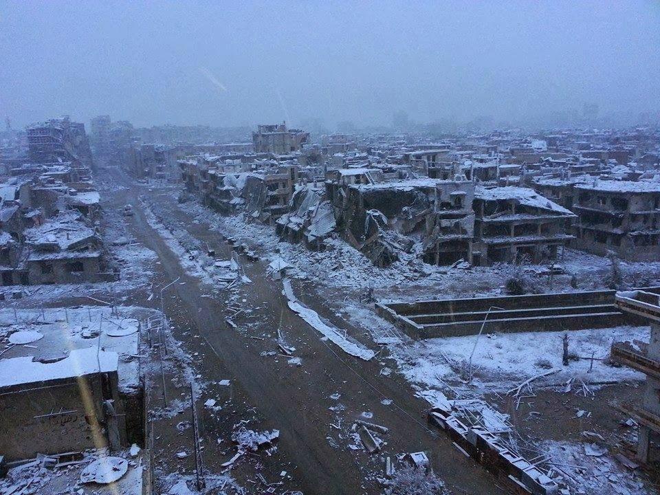 Oposisi Nilai Perundingan Damai Suriah Lumpuh