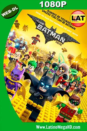 LEGO Batman: La Película (2017) Latino HD WEB-DL 1080P ()
