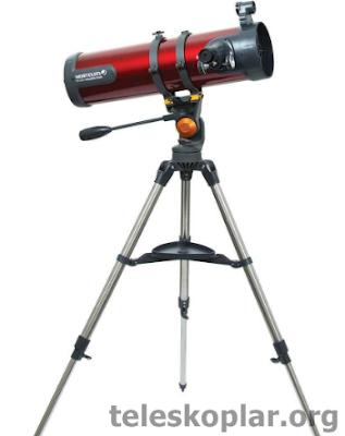 Celestron 31055 AstroMaster 130AZ teleskop incelemesi
