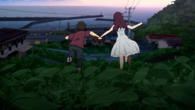 Review Anime Uchiage No Hanabi