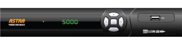 احدث سوفت وير لجهاز Astra 11500 HD Max