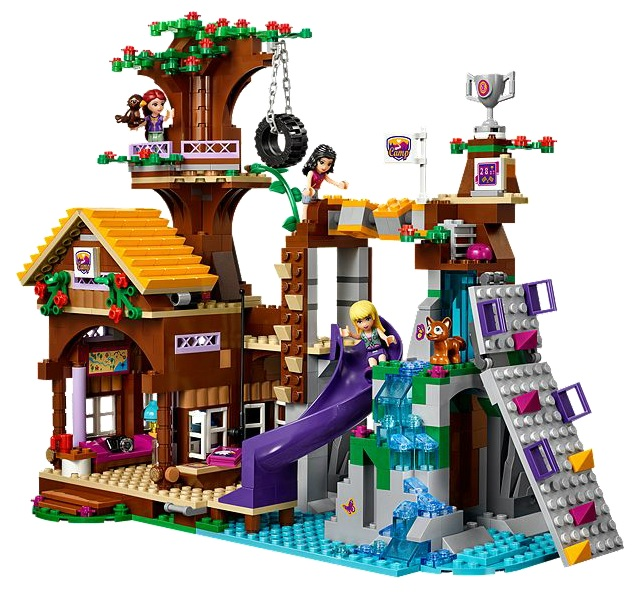 LEGO Friends Adventure Camp, LEGO Friends new for 2016, LEGO adventure