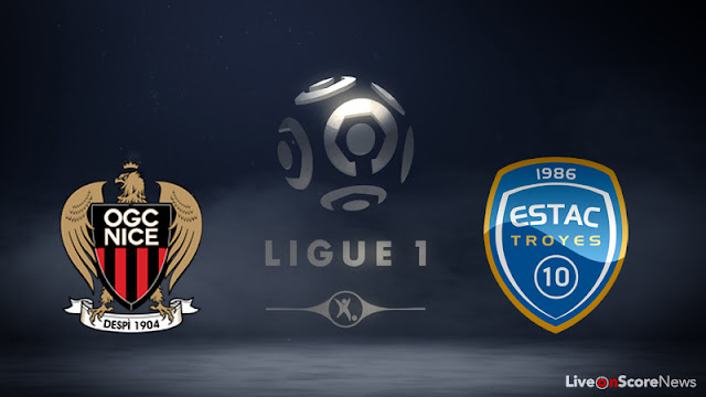 NICE VS TROYES HIGHLIGHTS AND FULL MATCH