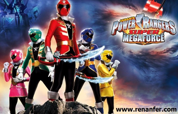 Power Rangers Super Megaforce [20/20][720p][250MB][MEGA][MKV][Dual Audio]