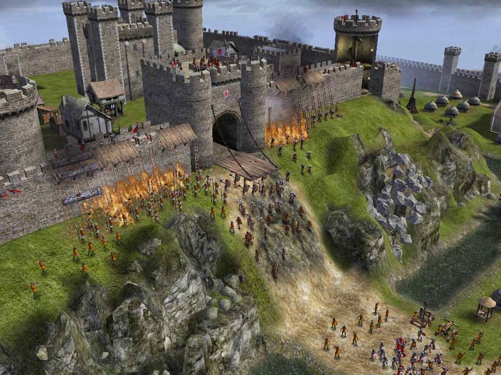تحميل لعبة stronghold 3 مضغوطة