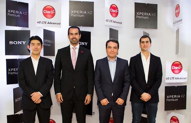Vive el Super Slow Motion del Sony Xperia™ XZ Premium ; ya en Ecuador