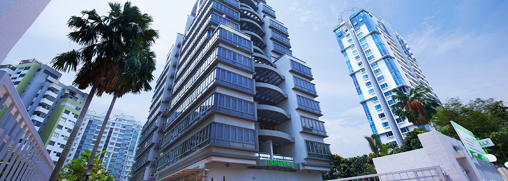 Serviced Apartments - Singapore