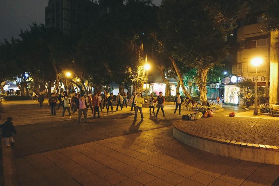 永康公園(Yongkang Park)