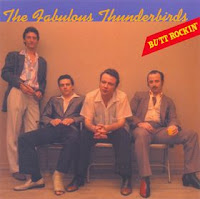 disco THE FABULOUS THUNDERBIRDS - Butt rockin'