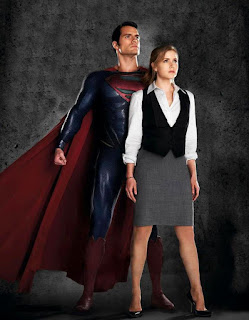 Superman Man of Steel Henry Cavill Amy Adams