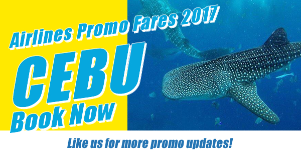 cebu pacific low fare promo 2018