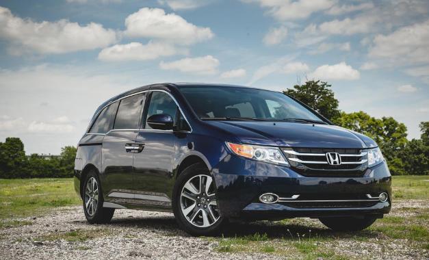 2017 Honda Odyssey Specs, Price, Rumors