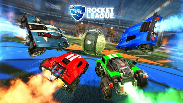 Rocket League παιχνίδι