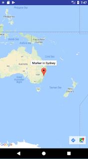 Menampilkan Maps Android dengan Google Maps APIs di Android Studio