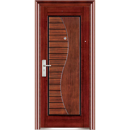 Simple wooden door designs for home for Simple wooden front door designs