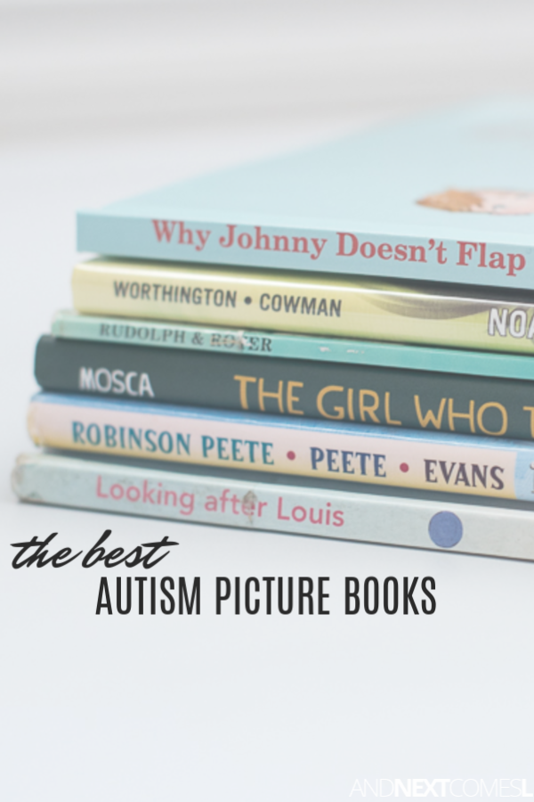 The best picture books about autism for kids