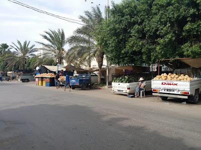 أجواء رمضان في الحامة
