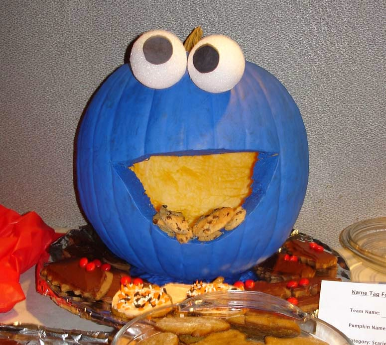 Awesome Painted Pumpkin Ideas From Around The Web