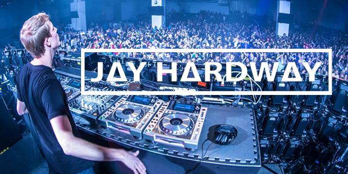オランダ出身のDJ「Jay Hardway(ジェイ・ハードウェイ)」のプロフィールと人気曲のおすすめを紹介