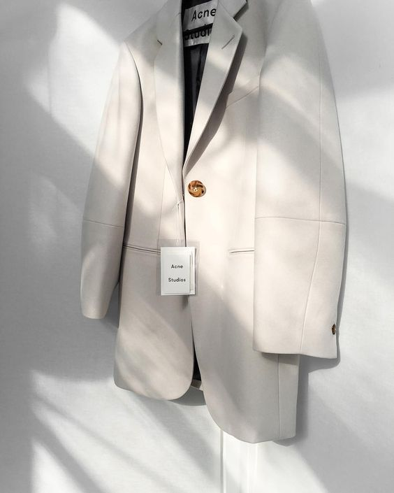 Acne blazer