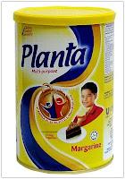 Image result for Mentega @ PLANTA